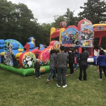 Inflatables and Games