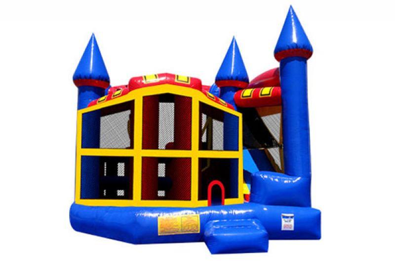 Inflatable Bouncer 5 In 1 Castle Rental In Regina