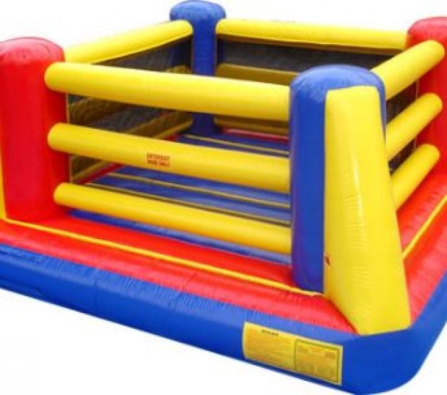Inflatable Game Big Ring Boxing Rental In Regina 306