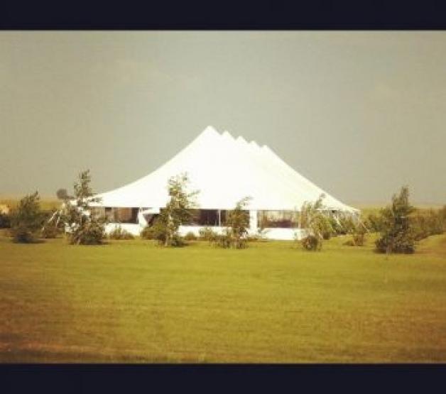 60x140 Elite Tent Rental In Regina 306 994 4781 A1